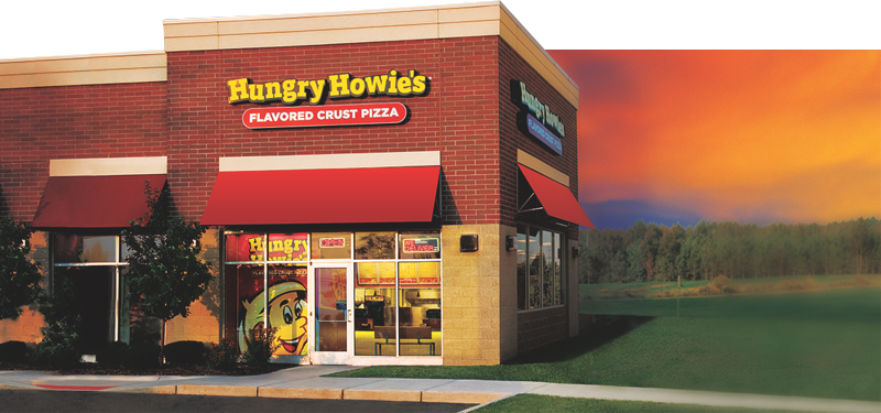 Hungry Howies store