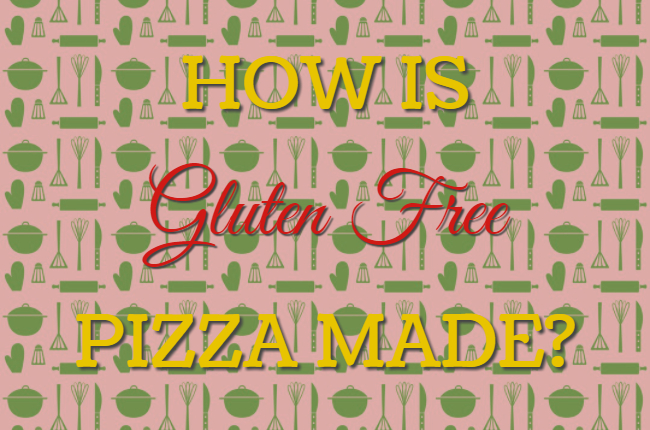 how is gluten free pizza made?