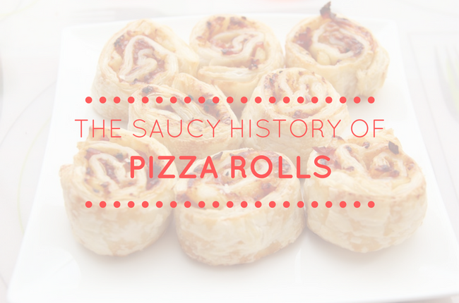 history of pizza rolls invention