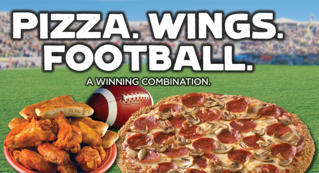 The Ultimate Super Bowl Pizza Party
