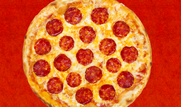 Popular Pizza Toppings per State