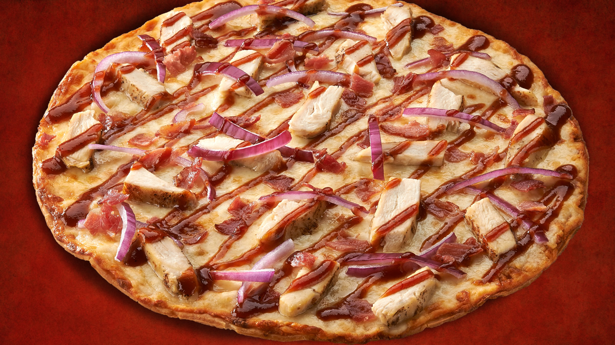 bbq chicken and brie deluxe bbq chicken pizza grilled chicken bacon ...