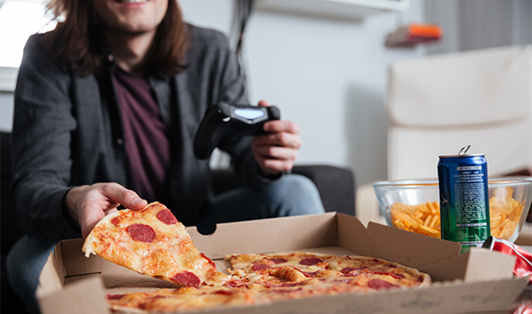 Pizza Video Games