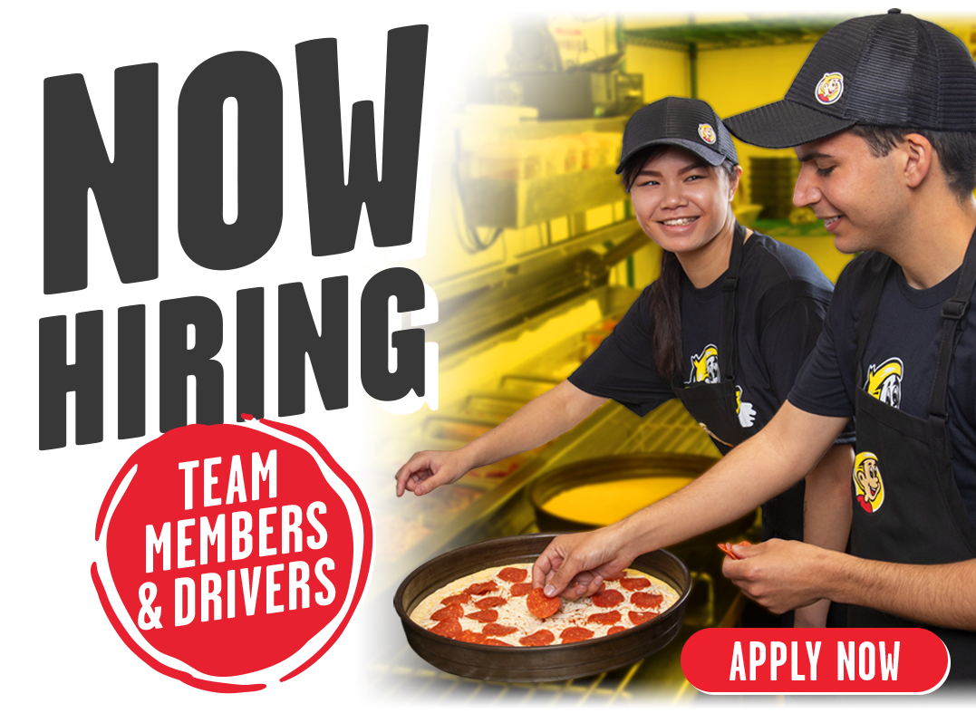Now Hiring Team Members and Drivers