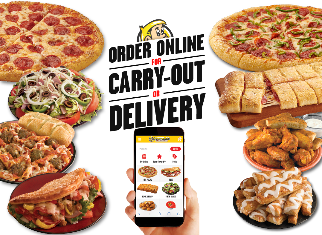 Order Online for Carry-Out or Delivery