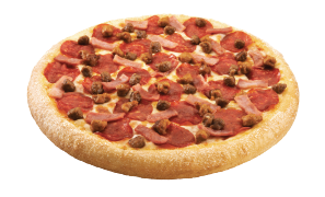 Meat Eaters Pizza