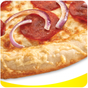Asiago Cheese Flavored Crust